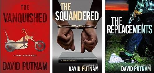 David Putnam 3 books