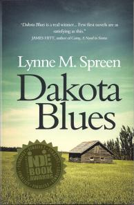 Dakota blues cover image with award