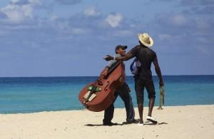 musicians-Cuba-beach-300x195